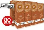 Gloria Jeans Caramel Indulgence, 80 Caps (Caffitaly) $21.99 (Was $51.92) + Delivery ($0 with Prime/ $39 Spend) @ Amazon AU