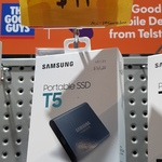 [WA] Samsung T5 500GB Portable SSD $99 (Was $169), Instax Mini 9 Instant Camera $49 (Was $74), UAG $2 @ The Good Guys Clarkson