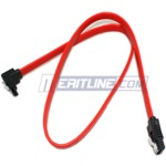 3x SATA Data Cable with Metal Latches for $0.99 USD [$1.06 AUD] Free Shipping [ALL GONE]