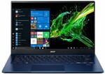 Acer Swift 5 14-Inch Touch i7-1065G7/16GB/512GB SSD Laptop $1498 @ Harvey Norman