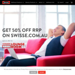 70% off RRP @ swisse.com.au with Stacked Sign up First Purchase (-20%) + Promo Code (-50%)