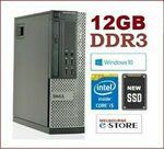 [Refurb] Dell Optiplex 9020 SFF i5-4570 12GB RAM NEW 240GB SSD Win10 Desktop PC $299 Delivered @ Melbourne-eStore eBay
