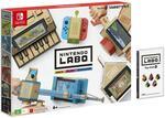 [Switch] Nintendo LABO Variety Kit $29 @ JB Hi-Fi