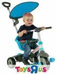 [eBay Plus] Fisher Price Smartrike Toddler 3-in-1 Bike - Charm Plus $119 (Was $214.99) @ Toysrus eBay