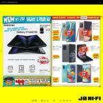 Samsung Galaxy Z Fold 2 $1999 Upfront on Telstra 150GB $99/Month Contract (1 Year) @ JB Hi-Fi