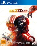 [PS4, Pre Order] Star Wars: Squadrons $49 @ Big W
