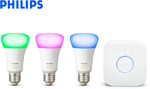 Philips Hue White and Color Ambiance Starter Kit $159 + Delivery @ Catch