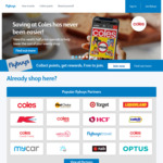 Collect 5,000 flybuys Points/$300 Spend, 10,000 Points/$400 Spend, 20,000 Points/$500 Spend @ Mycar via flybuys