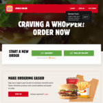 $10 off Hungry Jack's Online Order (Min. Spend $35, Excluding Delivery Fee)
