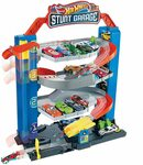 Hot Wheels City Stunt Garage Play Set $18.75 + Delivery ($0 with Prime/ $39 Spend) @ Amazon AU