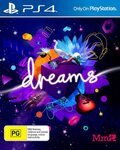 [PS4] Dreams $25 + Delivery ($0 with Prime/ $39 Spend) @ Amazon AU / EB Games