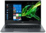 "Acer Swift 3 Notebook - i5/1.00GHz (3.6GHz Turbo) - 8GB - 512GB SSD - 14"" FHD $879 @ Bing Lee"