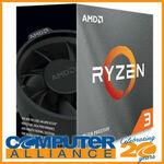 AMD Ryzen 3 3100 $147.20 Delivered @ Computer Alliance eBay