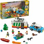 LEGO Creator 3in1 Caravan Family Holiday 31108 Building Kit + Free LEGO 30367 $80 Delivered @ Amazon AU