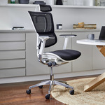 Ergohuman Fit High Back Office Chair Black $521.55 (RRP $649) + Delivery @ Temple & Webster