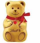 Lindt Gold Teddy Bear - 100g $1.50 (Was $6) @ Target (In-Store)