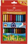 Faber-Castell Grip Erasable Crayons 24 Pack $3 + Shipping / Pickup @ BigW