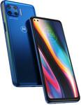Motorola G 5G Plus 128GB $457 Delivered ($434.15 Officeworks Price Beat) @ PB Tech