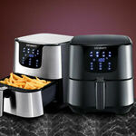 [Afterpay] Devanti Air Fryer 7L with LCD Screen $87.12 Delivered @ ozplaza.living eBay