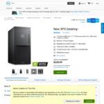 Dell XPS 8940 Desktop PC with Intel Core i7 11700, RTX 3060 Ti, 16GB RAM, 512GB SSD $1882 Delivered @ Dell AU