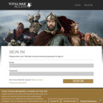 Free - Total War: THREE KINGDOMS - The Furious Wild Original Soundtrack - Total War Access (Steam Account Linking Required)