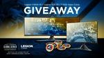 "Win a Lenovo Legion Y44w-10 43.4"" Ultra-Wide Gaming Monitor Worth $1,150 from Lenovo"