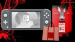 Win a Nintendo Switch Lite Prize Bundle worth US$199 from Den of Geek, Tor Books UK & Black Crow