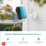 Reolink Argus 2E Indoor/Outdoor IP Security Camera $79.95 + Delivery @ Shopping Square