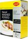 [Prime] MAGGI Natural Mashed Potato (Gluten Free, Vegan, Vegetarian, 140 Serves) 2kg $26.30 ($22.79 S&S) Delivered @ Amazon AU