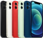 [Afterpay] Apple iPhone 12 64GB $1129.64, 128GB $1172.99, 256GB $1334.49 Delivered @ eBay Mobileciti