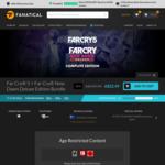 [PC] UPlay - Far Cry 5 + Far Cry New Dawn Deluxe Edition Bundle - $22.49 (was $149.95) - Fanatical