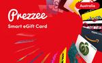 Gift 3x $50 Prezzee Smart eGift Card and Receive a $20 Smart eGift Card @ Prezzee
