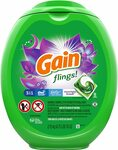 Gain Flings! Laundry Detergent 96 Pods $40.68 ($0.42 Per Wash) + Delivery ($0 with $49 Spend on Prime International) @ Amazon US