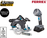Ferrex 20V Xfinity Plus 5pc Set $229 @ ALDI