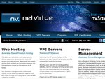 NetVirtue 50% off Economy, Reseller and Business Hosting Plans