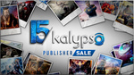 [PC, Steam] Kalypso 15th Year up to 80% off Sale (e.g. Tropico, Dungeons, Railway Empire, Patrician, Port Royale) @ Steam