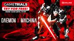 [Switch] DAEMON X MACHINA Free Play Week - 13 Sep - 19 Sep @ Nintendo Switch Online (Membership Required)