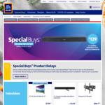 "70"" 4K Ultra HD Smart TV $799, 6 Way Powerboard $29.99, 20V Drill Brushless Motor $79.99 @ ALDI Special Buys"