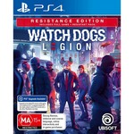 [PS4] Watch Dogs: Legion Resistance Edition $17.49 + Delivery (Free C&C) @ EB Games