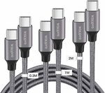 Wikipro USB C to USB C 60W Cable 3pack $8.99 + Delivery ($0 with Prime/ $39 Spend) @ Wikipro Amazon AU