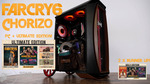 Win a Custom PC Based on Chorizo from Far Cry 6 and FC6 Ultimate Edition (PC) or 1 of 2 FC6 Gold Edition (PC) from TAG Mods