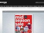 "Panasonic VIErA TH-P50U30 50"" Full HD Plasma - $699 (MYER - Mid Season Sale)"