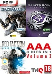 Saints Row 3, Warhammer 40K Space Marine & Red Faction: Armageddon (3 PACK) [PC] $21 Delivered