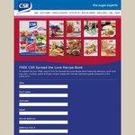 Free Jam Making Recipe Book from CSR