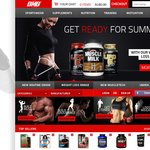 25% off All Supplements Online - Final Stock Clearance - Ends Soon