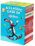 A Classic Case of Dr. Seuss - 20 Paperback books (Normal size) $50 @ Big W