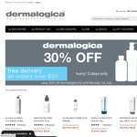 Save 30% off All Dermalogica This Weekend Only Plus Free Shipping