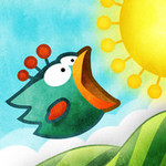 Tiny Wings for iPhone/iPad Now Free (Was $0.99/$2.99)