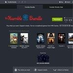 Humble WB Bundle - Includes Arkham Asylum & Arkham City