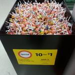 Coles - Chupa Chups Lollipop 12g @ 10 For $1
